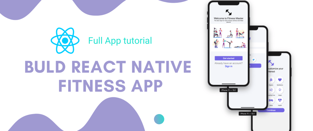 Cover image for Build React Native Fitness App #9 : [Android] Firebase Facebook Login