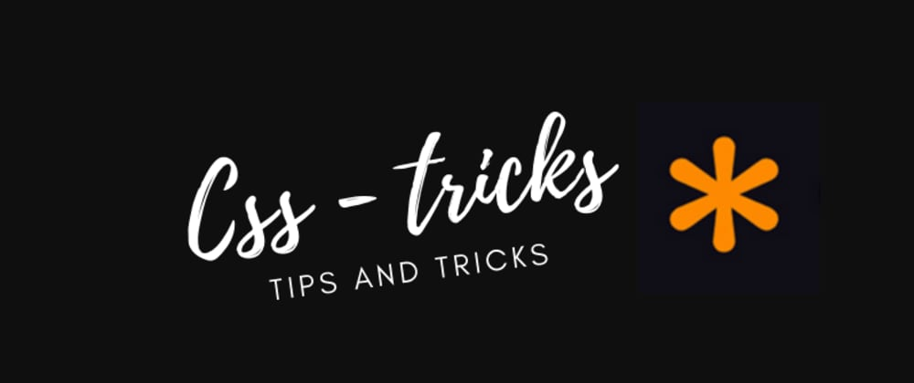 Cover image for A few CSS tricks that frontend developers should know