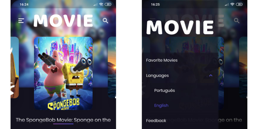 Flutter Movies App