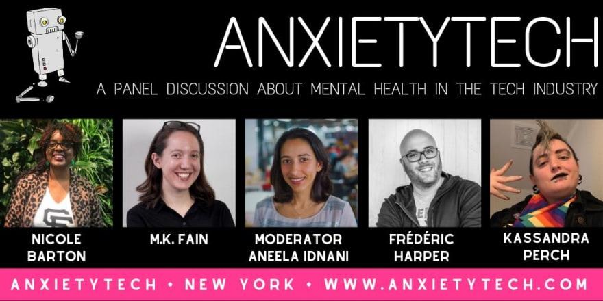 Anxiety Tech Panel