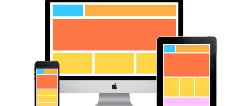 Cover image for Think responsive with flexbox