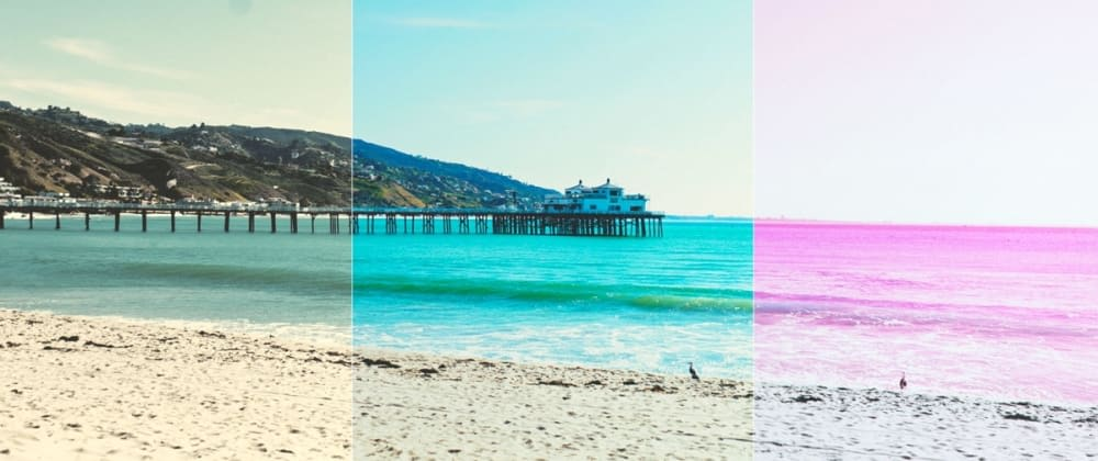 Cover image for Visualizing the power of CSS Filters using Picturesque.css