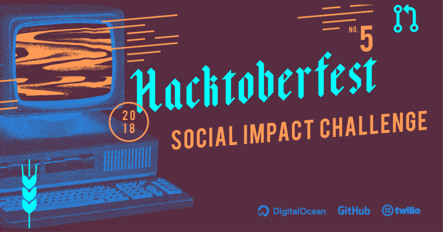 Join the Social Impact Hacktoberfest Challenge