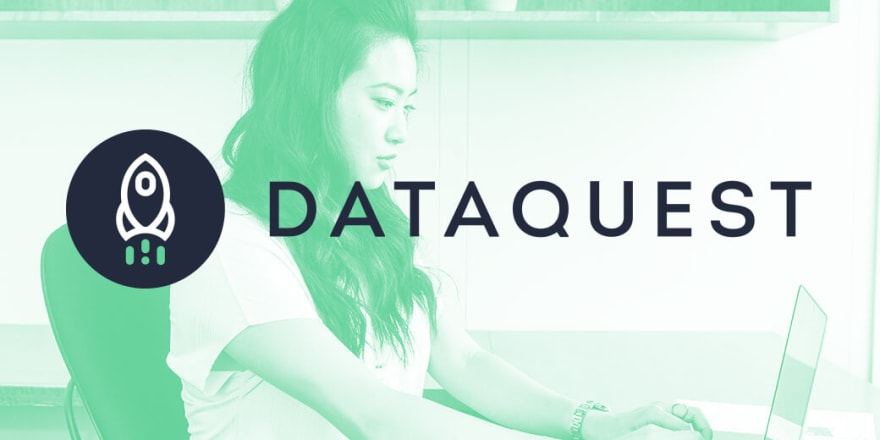 Data Scientist Path by DataQuest