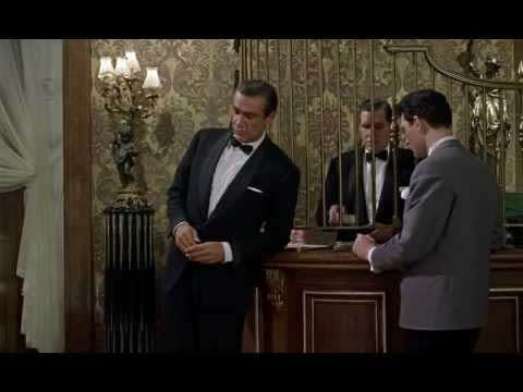 Old fashion James Bond movie