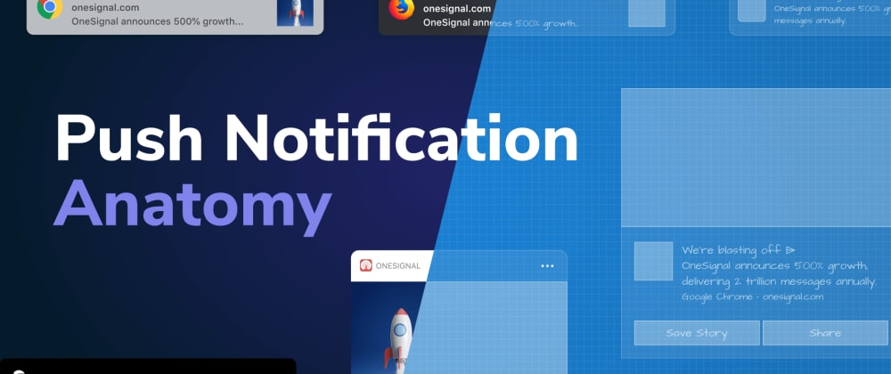 Cover image for Design and Anatomy of a Push Notification