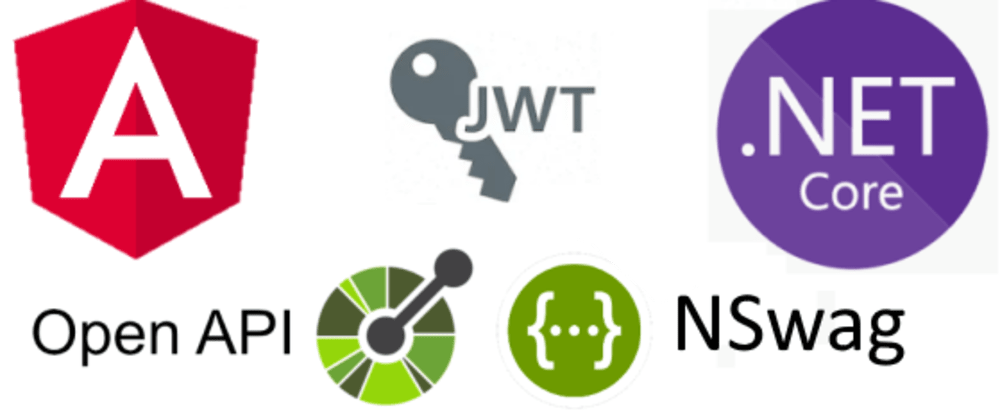 Cover image for How to JWT Authenticate with Angular to an ASP.NET Core C# API (OpenAPI/Swagger) using NSwag TypeScript