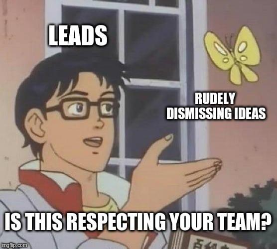 rude.