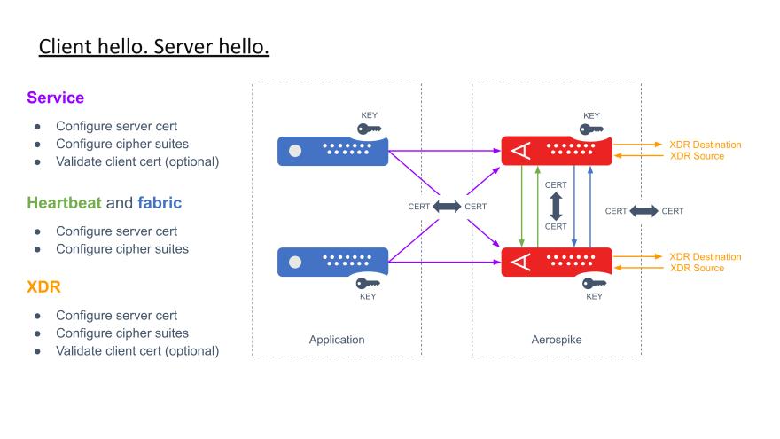 Aerospike TLS Encryption