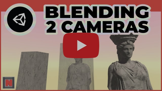 Blend Two Camera Views with a Render Texture in Unity URP! | Game Dev Tutorial