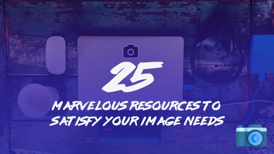 25 Marvelous Image Resources