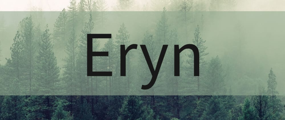 Cover image for Eryn -  React Native Template