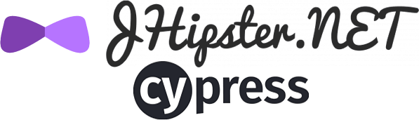 JHipster.NET and Cypress
