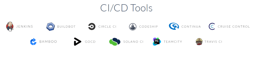 Choosing The Right Tool for CI/CD Process