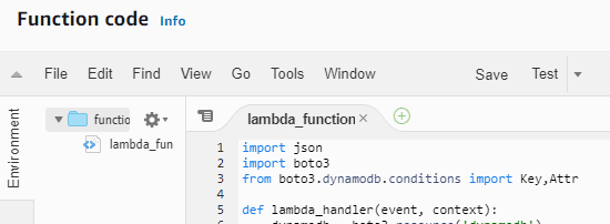Lambda is looking cool as usual