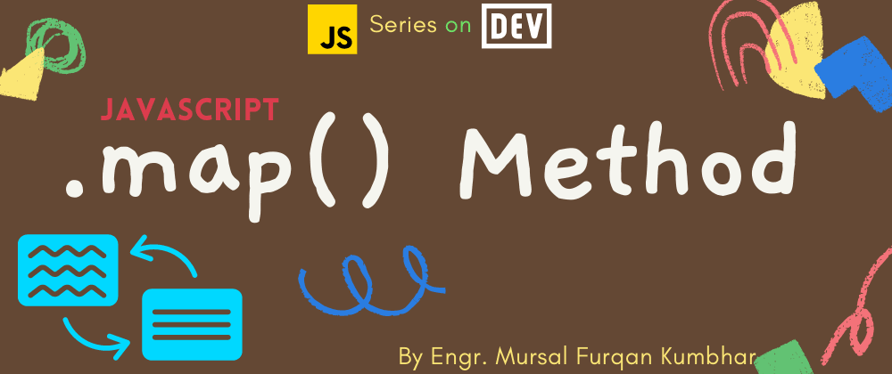 Cover image for JavaScript .map() Method 📍