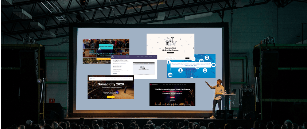 Cover image for 6 Best Remote Work Conferences to Attend in 2020