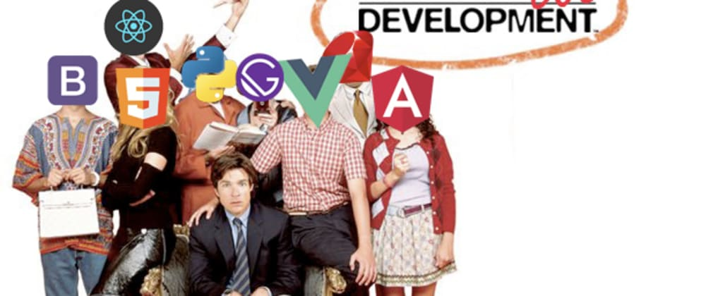 Cover image for Arrested (Web) Development - Part 2