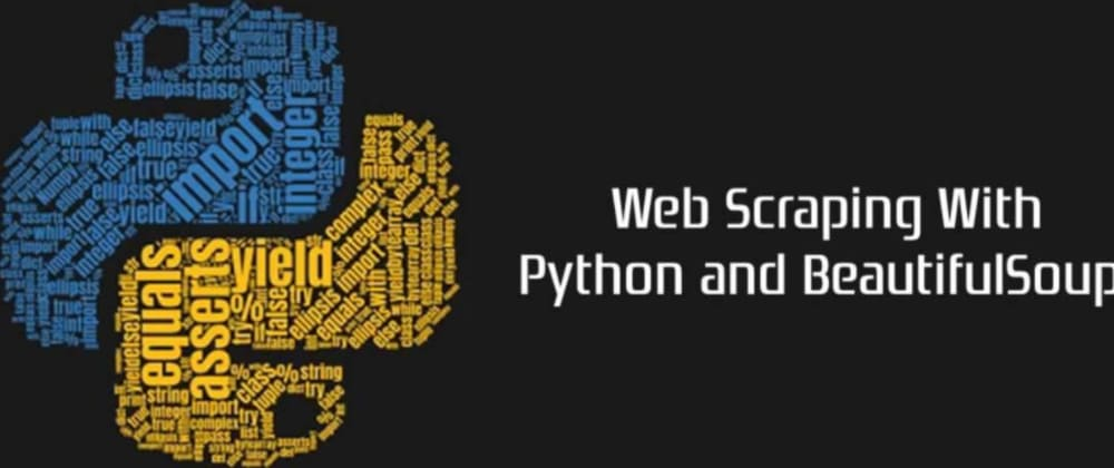 Cover image for Web Scrapping Using python BeautifulSoup