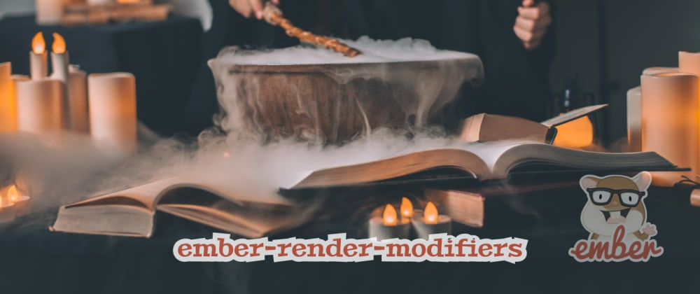 Cover image for Demystifying ember-render-modifiers