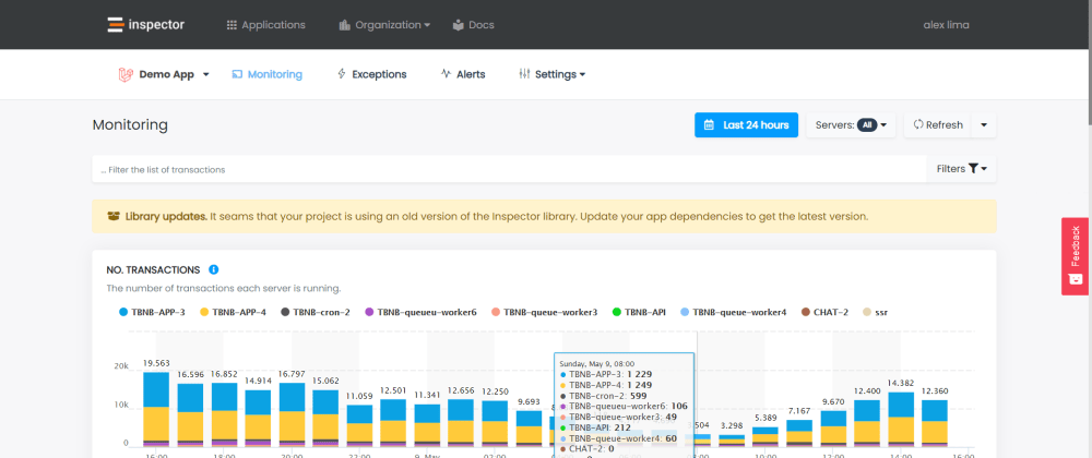 Cover image for Eliminate frictions from the developers' experience – discover the new Inspector data visualization UI
