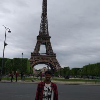 Arvind Ram Sankar profile picture