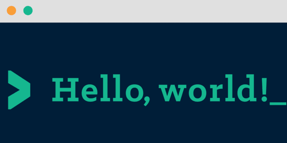 """Trivia #3: What is the history of """"hello world""""?"""