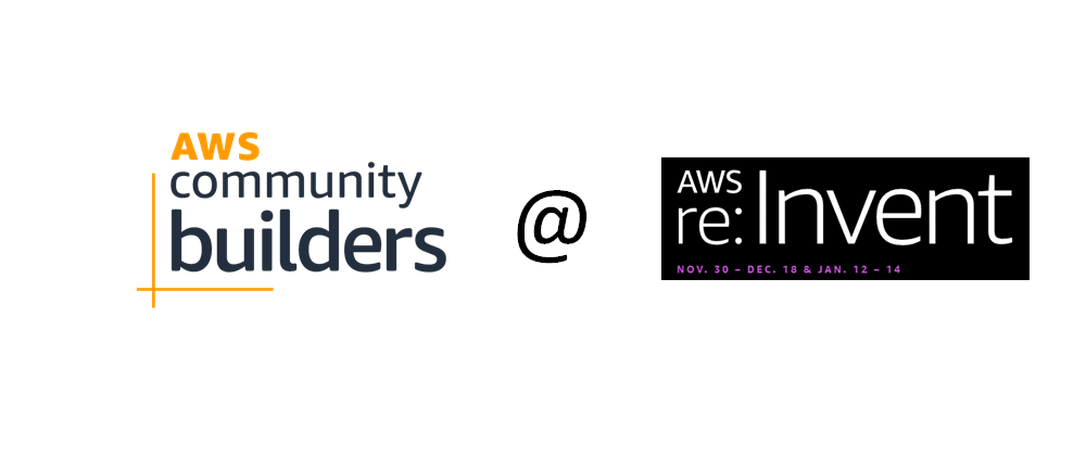 Cover image for AWS Community Builders at  AWS re:Invent 2020