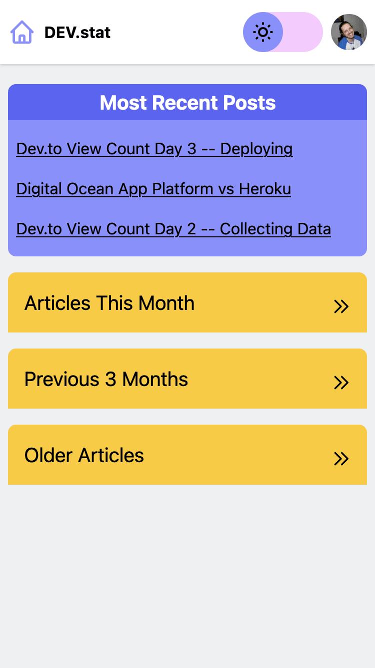 In App Screenshot