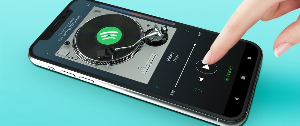 Cover image for Explore Spotify for Developers