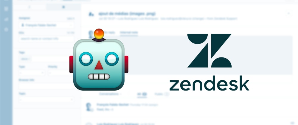 Cover image for Create a customer support chatbot with Zendesk and CSML