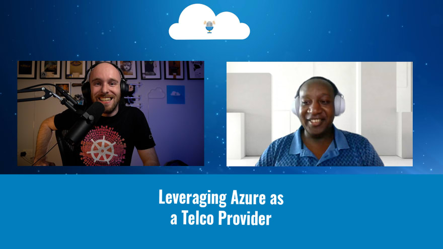 Tales from the Real World - Leveraging Azure as a Telco provider