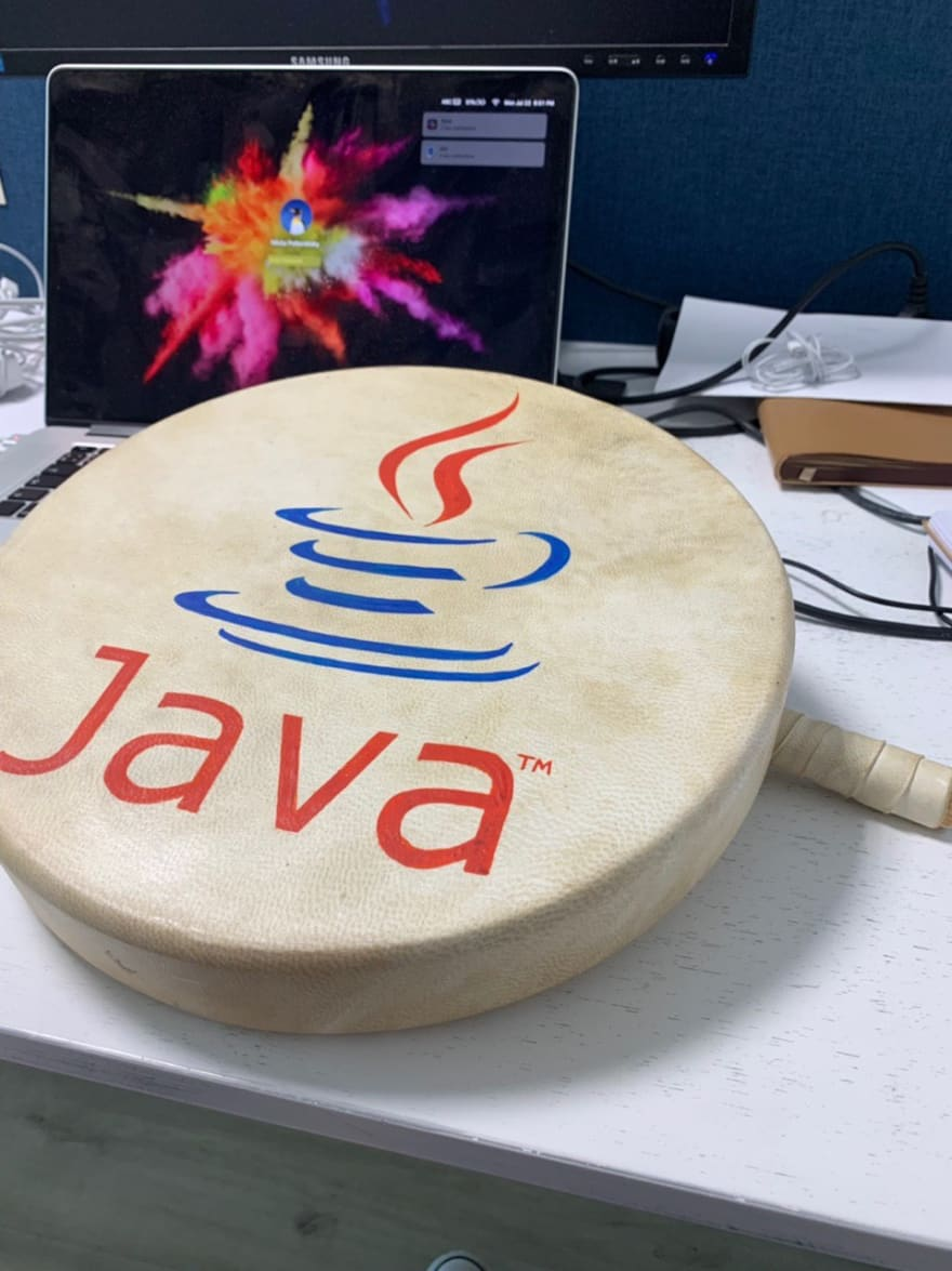 Java Tambourine