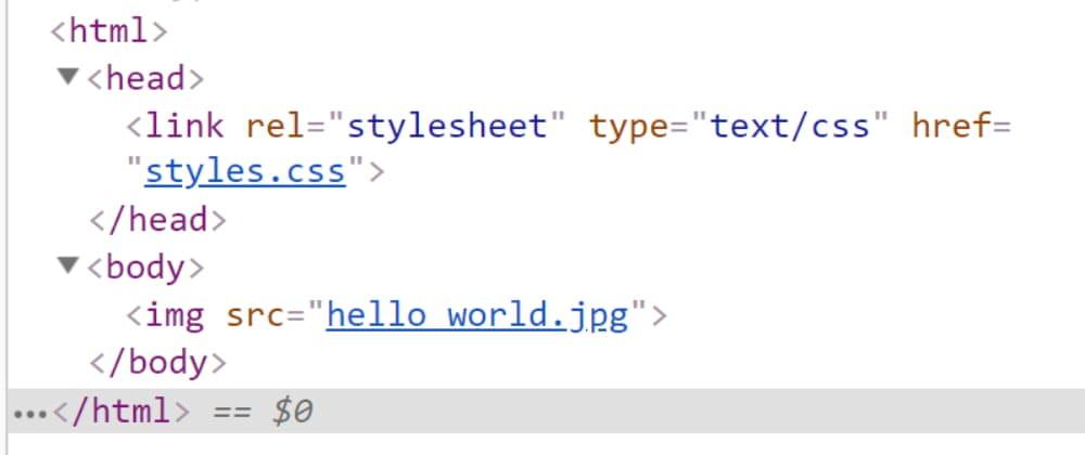 """Cover image for """"href"""" vs. """"src"""" in HTML"""