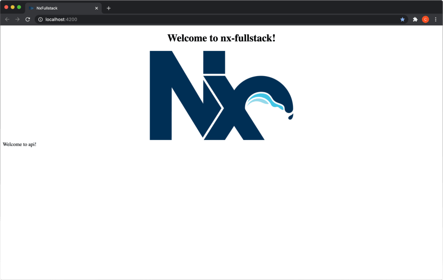 NX in the browser