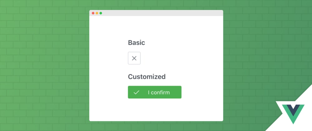 Cover image for Vue3 ToggleButton
