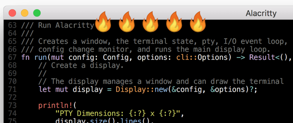 Cover image for Easy scrolling with tmux and alacritty