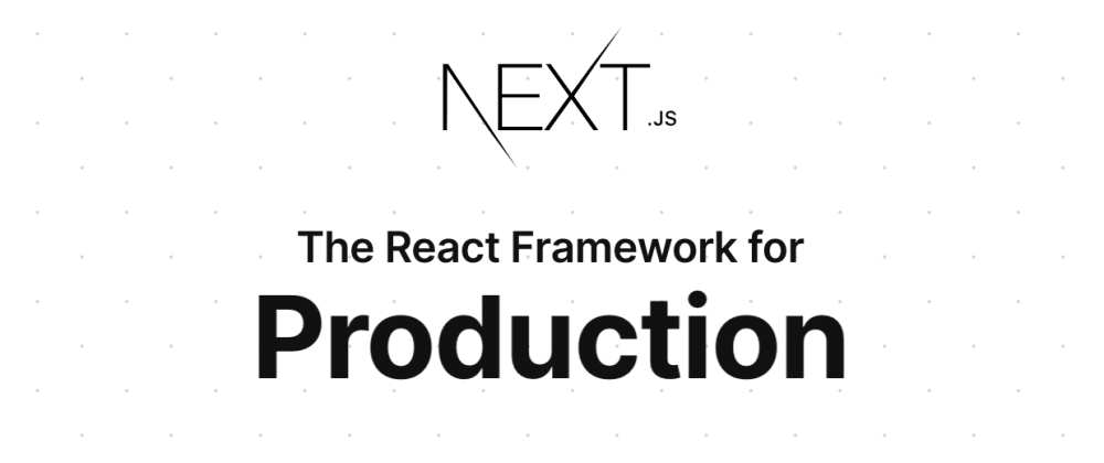 Cover image for Next.JS is awesome!