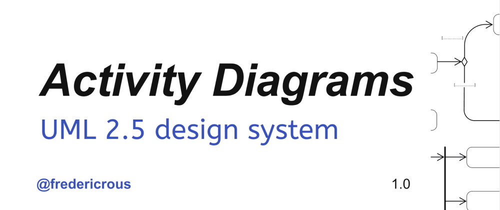 Cover image for Activity Diagrams with Figma