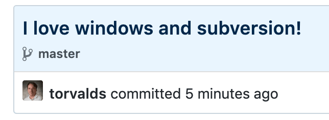 Spoof a commit on GitHub  From Anyone  - DEV Community 👩 💻👨 💻