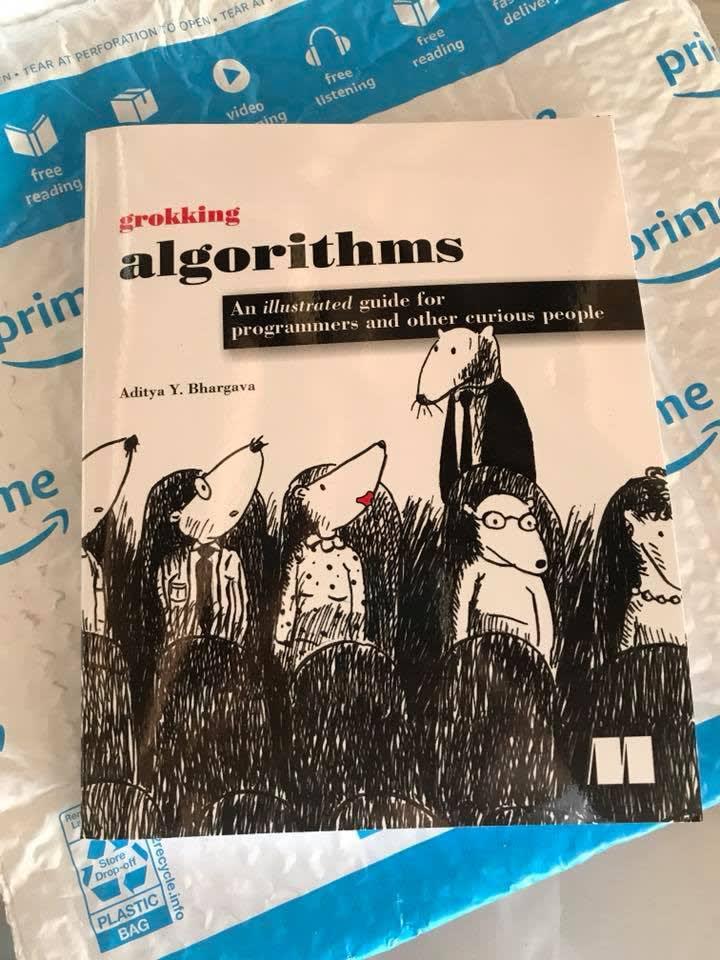 Grokking Algorithms - Best Data Structure and Algorithms