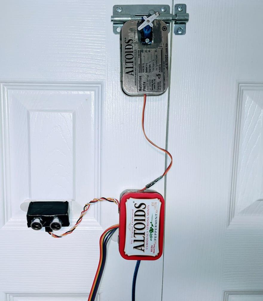 Lock Prototype