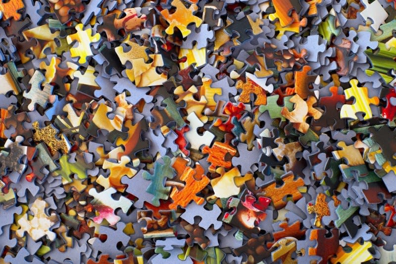Code review is not a puzzle - a puzzle with many parts