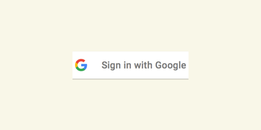 React Google Login