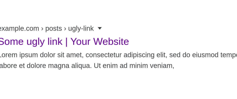 Cover image for How to remove a link from Google search