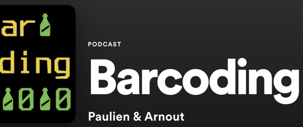 Cover image for [Podcast] Barcoding podcast - Episode 13: Security