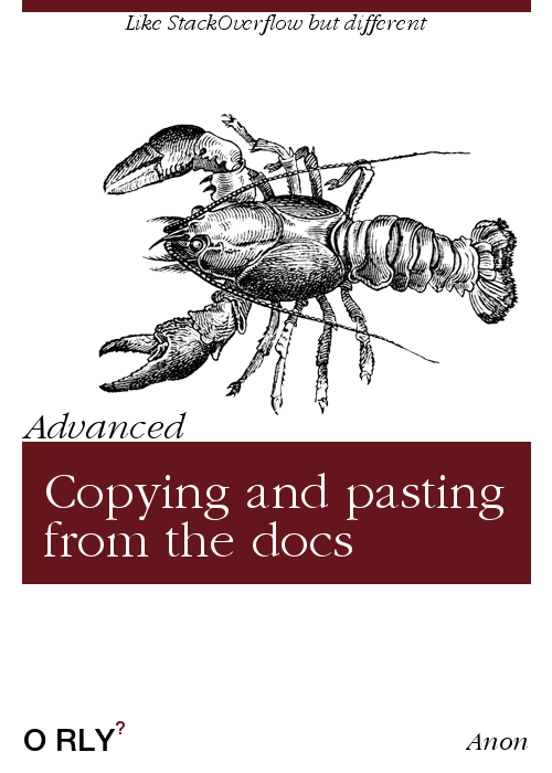 Advanced Copying And Pasting From The Docs