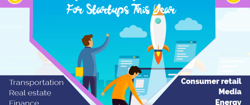 Cover image for Top 10 Booming Industries For Startups This Year