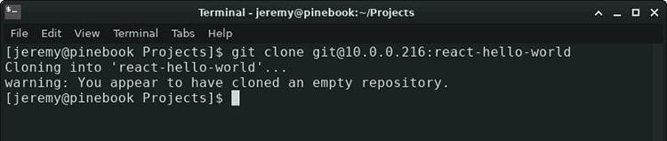 Raspberry Pi 4 Development Server