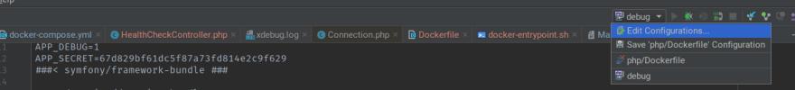 cấu hình Xdebug bằng PHPStorm